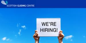 scottish gliding centre vacancies